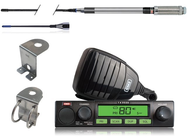 GME TX3500 UHF Value Pack