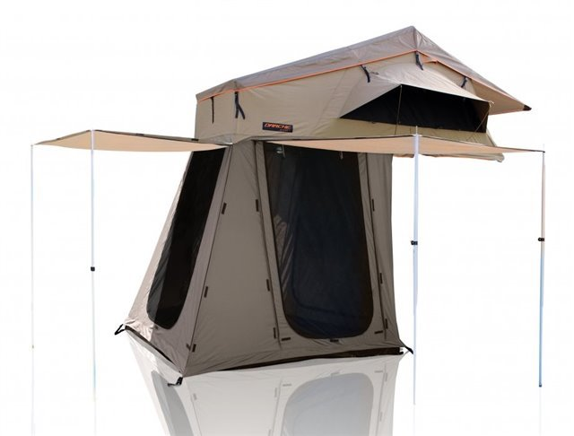 DARCHE Hi-View Roof Top Tent with Annex