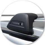 YAKIMA Rail Mount Roof Bar Kit